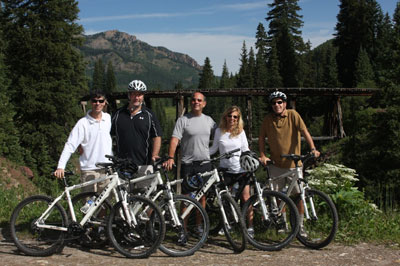 Telluride Outside Mountain Bike Tours