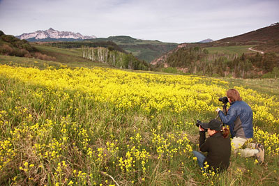 Telluride Outside Photography Tours