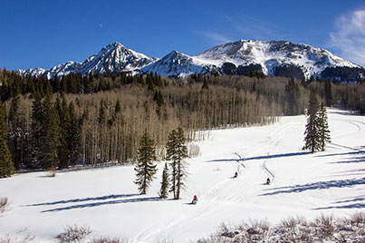 Telluride Outside Snowmobile Tours